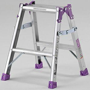 アルインコ アルミはしご兼用脚立 MR‐60W 【メーカー直送にてお届け】 4969182238792