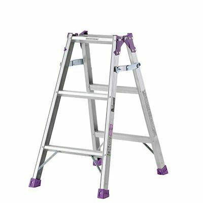 アルインコ アルミはしご兼用脚立 MR‐90W 【メーカー直送にてお届け】 4969182238808